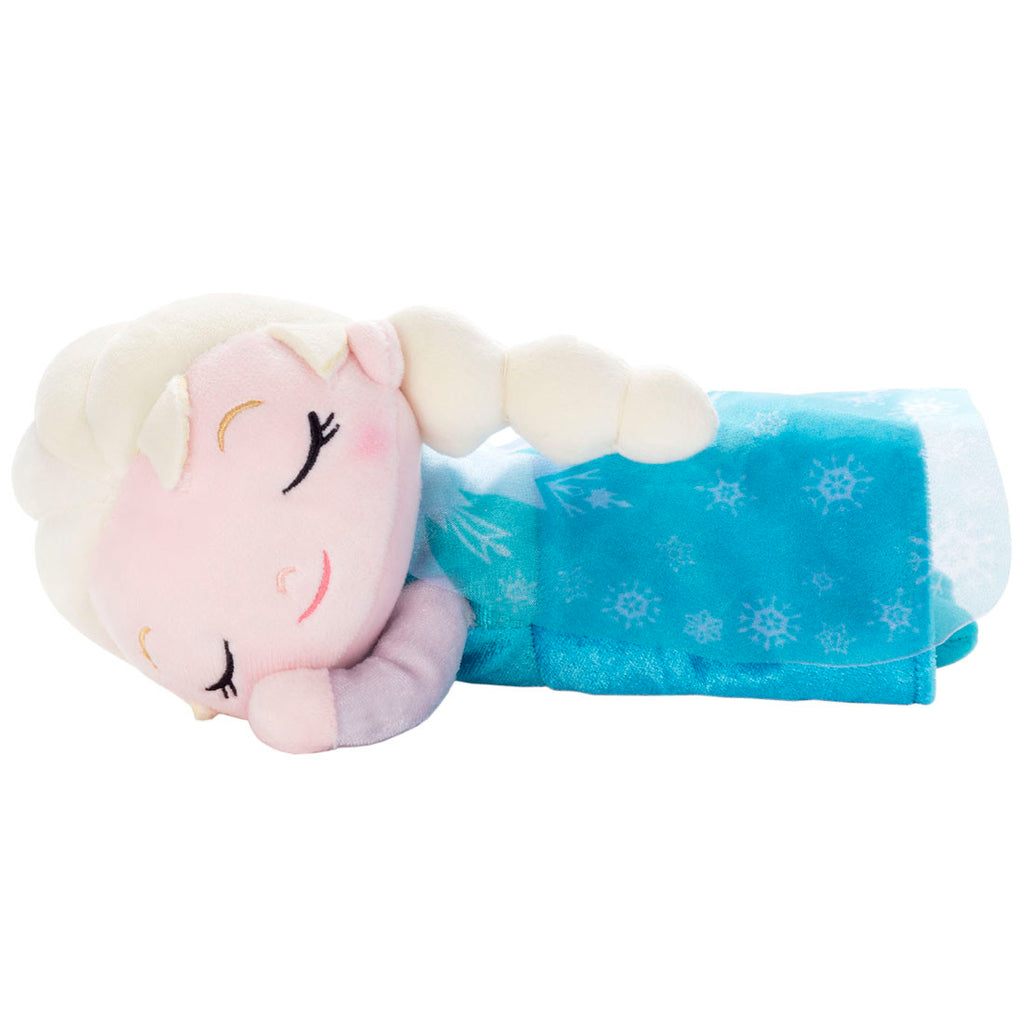 Frozen Elsa Plush Doll S Suyasuya Sleeping Friend Disney Takara Tomy