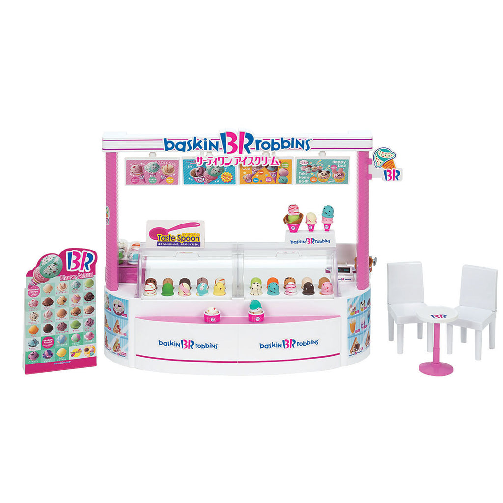 Doll House 31 Ice Cream Shop Licca Chan Takara Tomy Japan