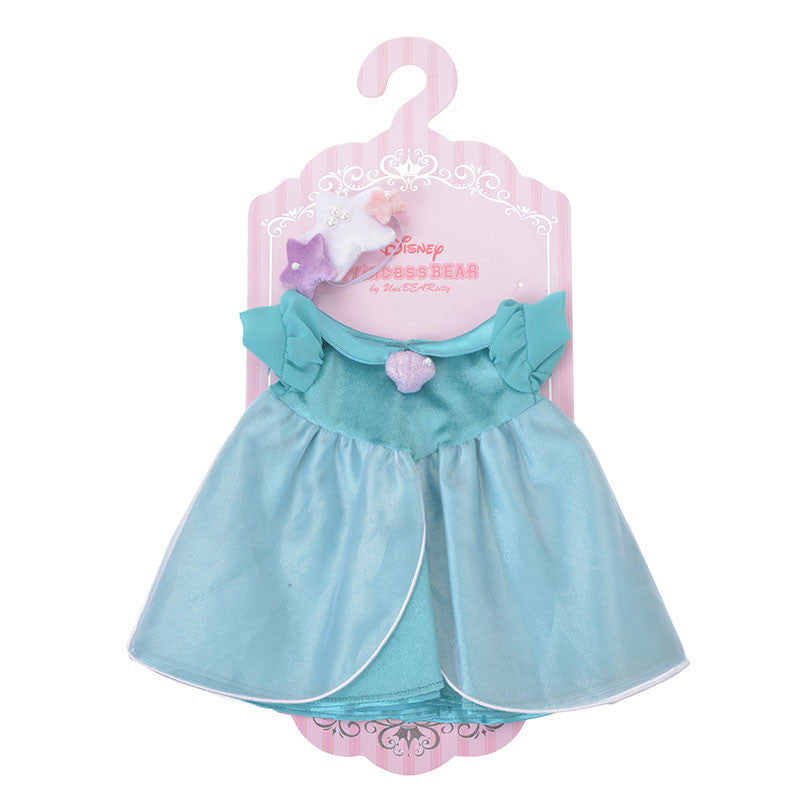 Little Mermaid Ariel UniBEARsity Costume Cosplay Disney Store Japan