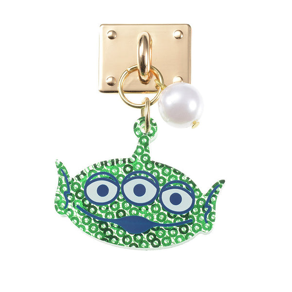 Alien Charm for Smartphone Case good laugh Disney Store Japan Toy Story