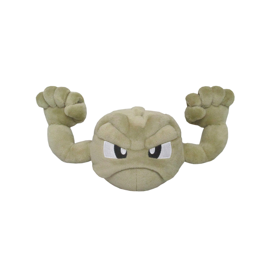Geodude Isitsubute Plush Doll S ALL STAR COLLECTION Pokemon Center Japan