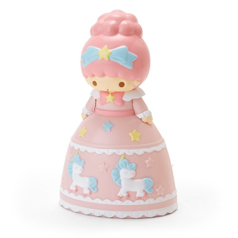 Little Twin Stars Lala Hairbrush Doll Shape Stand Sanrio Japan