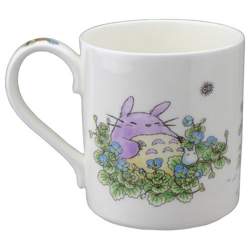 My Neighbor Totoro Mug Cup Studio Ghibli Japan - Veronica persica Gift Box
