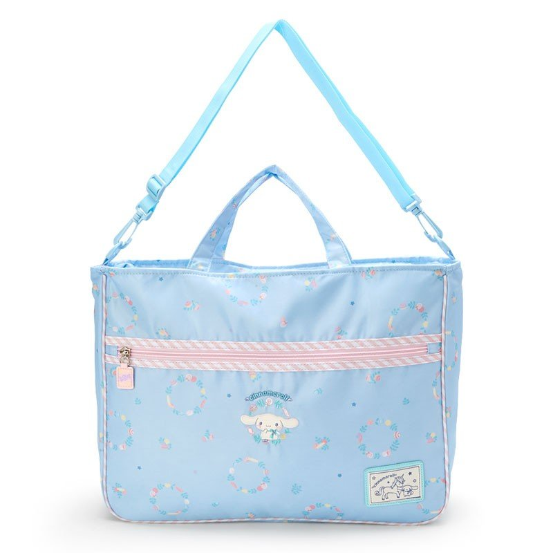 Cinnamoroll 2WAY Tote Shoulder Bag Unicorn Sanrio Japan