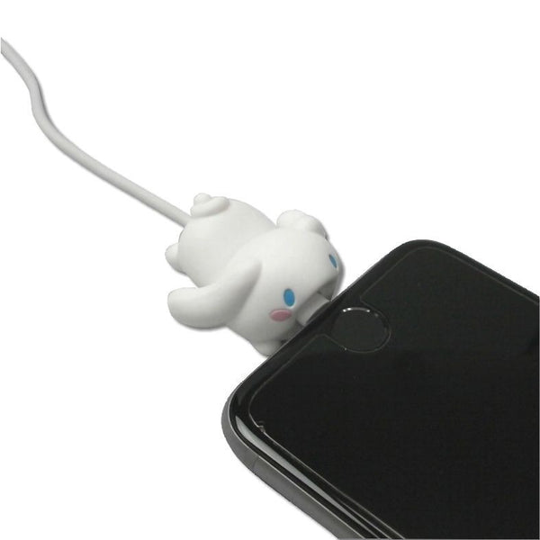 Cinnamoroll CABLE BITE Protection for iPhone Sanrio Japan Mobile Accessory