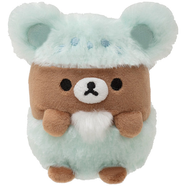 Chairoikoguma Plush Doll San-X Japan New Year 2020 Rilakkuma