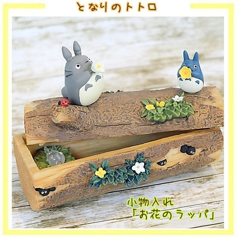 My neighbor Totoro Accessory case Figure Studio Ghibli Japan