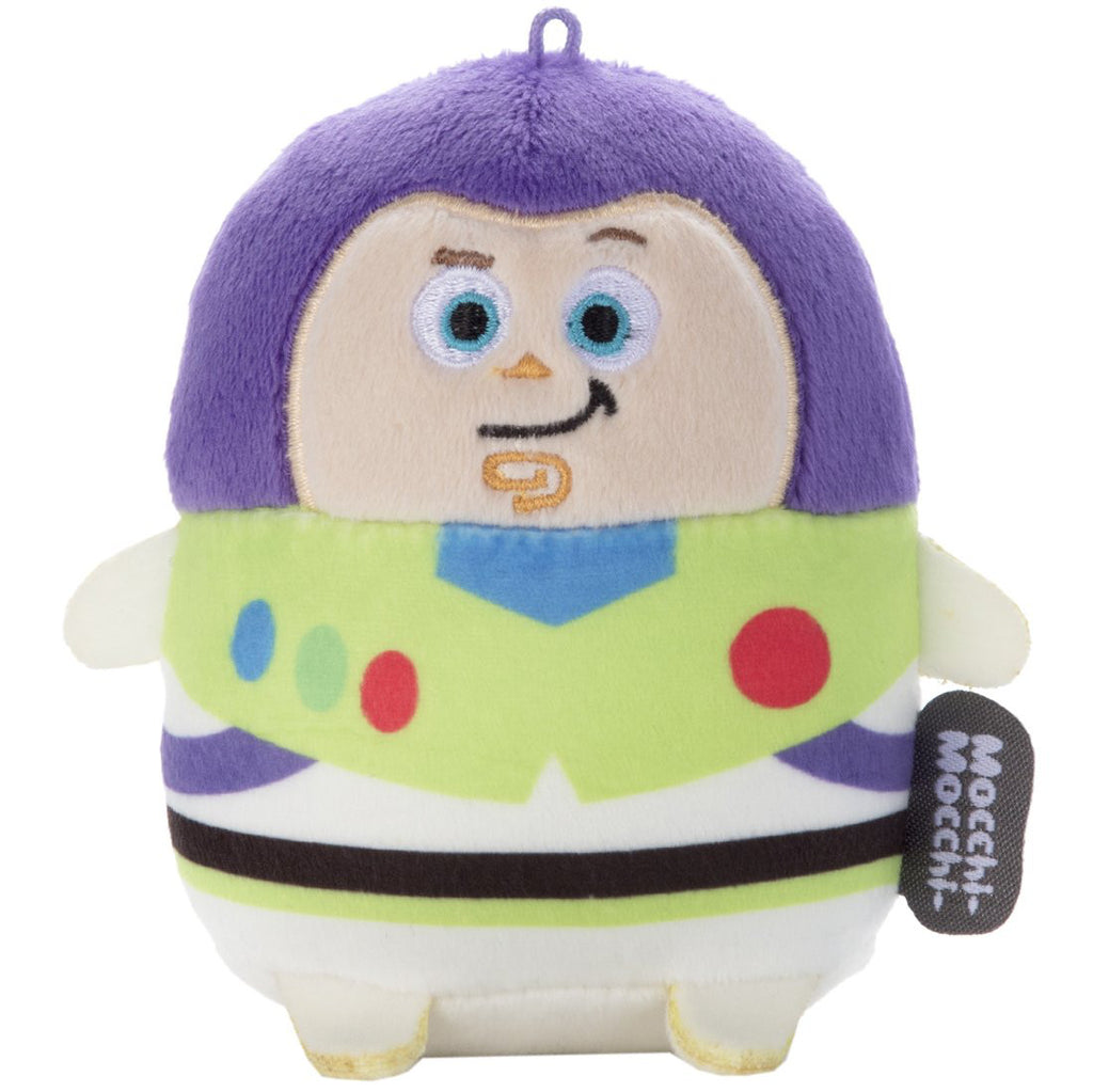 Buzz Lightyear Plush Doll Disney-Mocchi-Mocchi- mini Takara Tomy Japan Toy Story