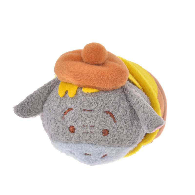 Eeyore Tsum Tsum Plush Doll mini S Hunny Pot Disney Store Japan Winnie the Pooh