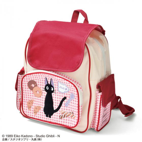Kiki's Delivery Service Kids Backpack Bread Studio Ghibli Japan