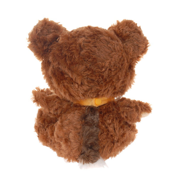 UniBEARsity Mont Bear 9 inch Plush Doll Disney Store Japan Chip