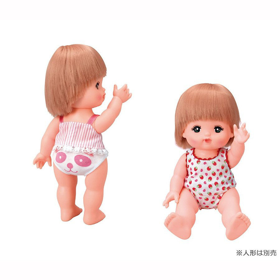 Costume for Mell chan Doll Underwear Set Pilot Japan