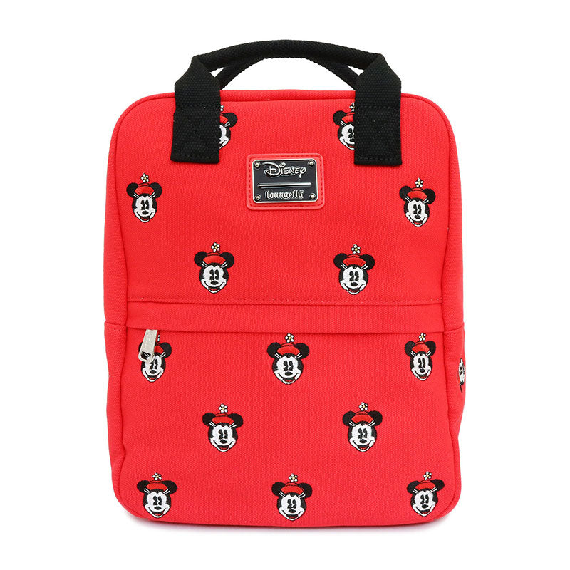 Mickey & Friends Backpack Red Loungefly Disney Store Japan