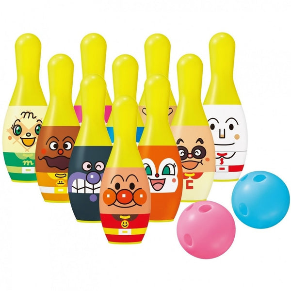 Anpanman Bowling Japan Kids Toy