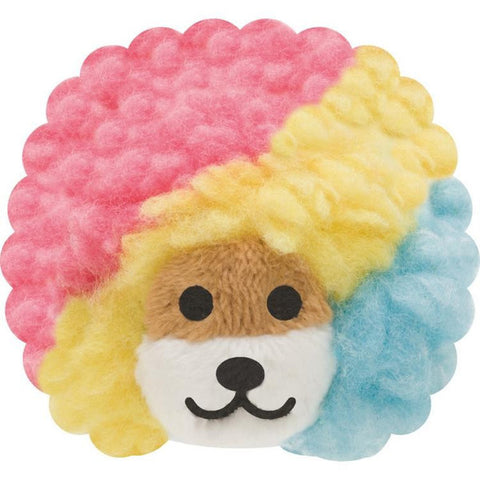 Afro Dog Plush Doll Super Soft SS San-X Japan