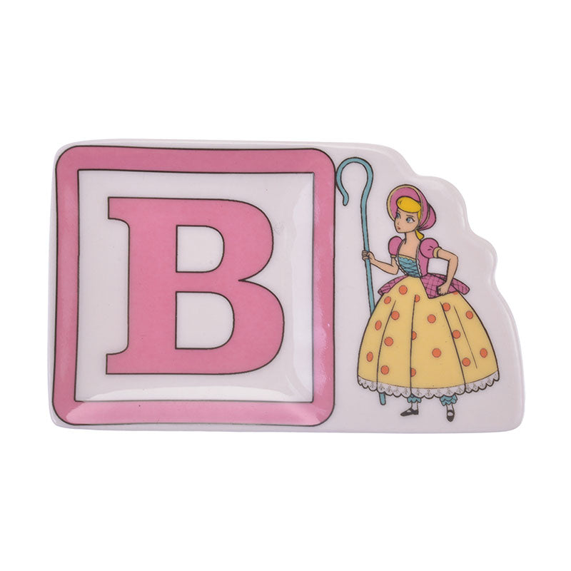 Bo Peep mini Plate Toy Story Legacy Disney Store Japan