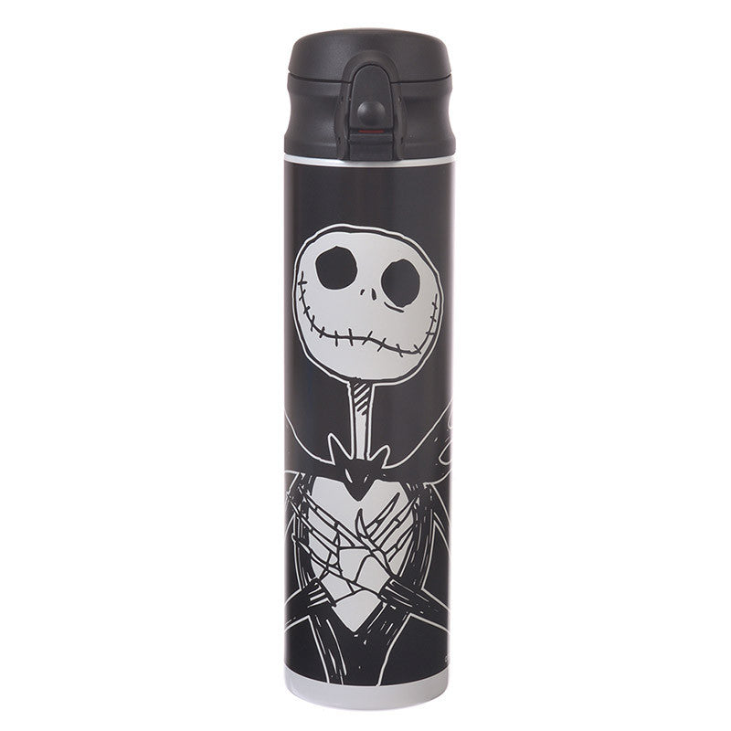 Jack Stainless Bottle Tumbler Nightmare Before Christmas 25th Disney Store Japan