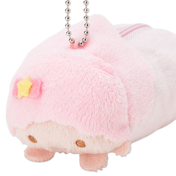 Little Twin Stars LALA Mascot Key Chain mini Pouch SANRIO Japan TSUM TSUM