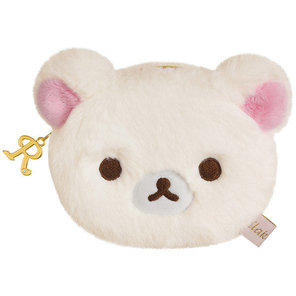 Korilakkuma Sherbet Coin Case Pouch Light Color San-X Japan Rilakkuma