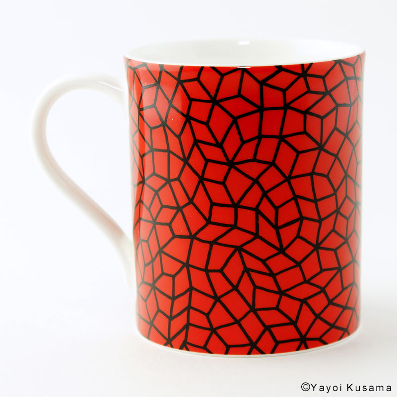 Mug Cup Net Red Yayoi Kusama Japan with Box