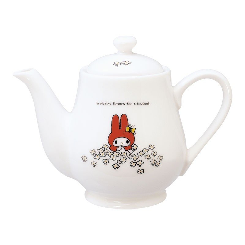 My Melody Teapot Red Riding Hood Happy 45th Anniversary Sanrio Japan