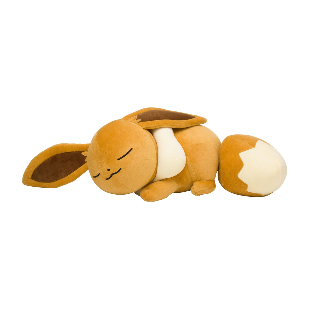 Eevee Eievui Big Plush Doll Suyasuya Sleeping Pokemon Center Japan