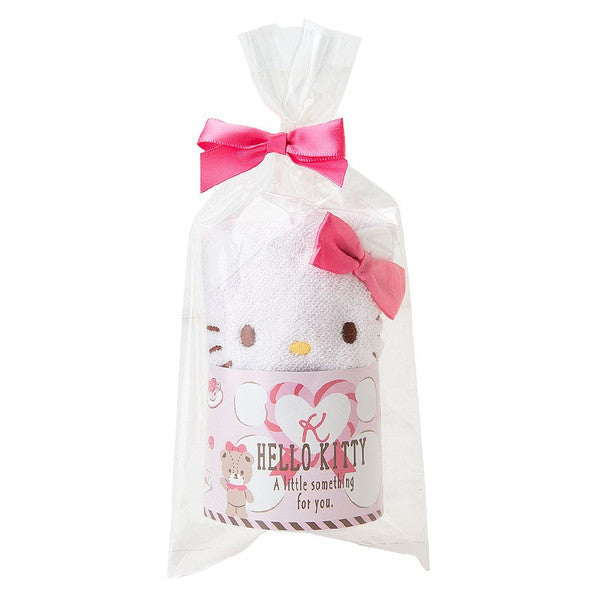 Hello Kitty mini Towel Heart Valentine 2018 Sanrio Japan