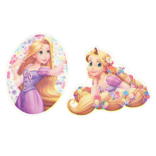 Disney Store Japan Flake Stickers 70 pieces Princesses Rapunzel