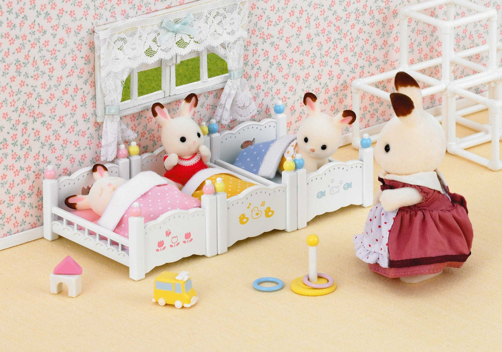 Sylvanian Families Furniture Baby Three-stage Bed Ka-213 Japan Calico Critters