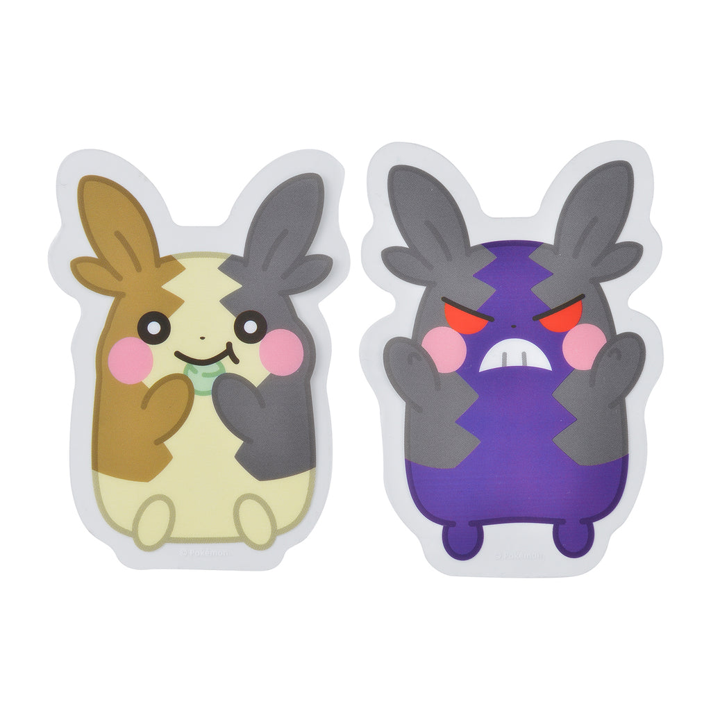 Morpeko Sticker Die-Cut HOPPE DAISHUGO Pokemon Center Japan Original