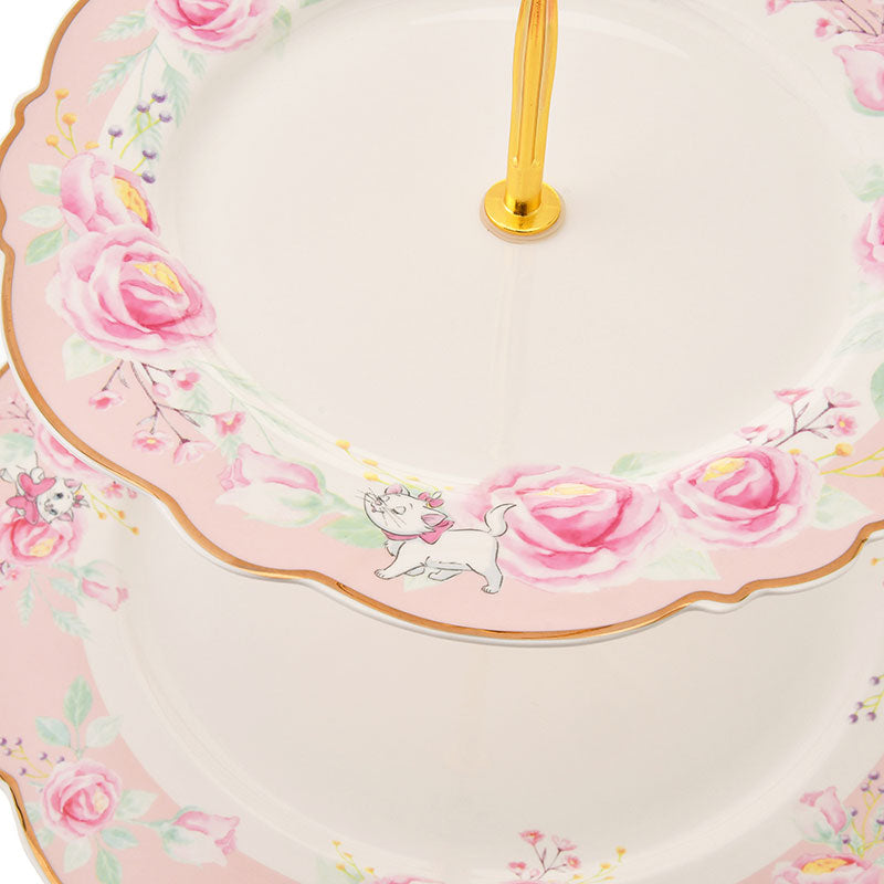 The Aristocats Marie Cake Stand Plate Cat Day 2020 Disney Store Japan