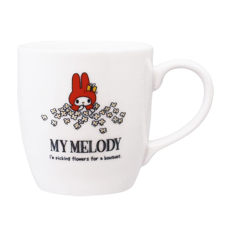 My Melody Mug Cup Red Riding Hood Happy 45th Anniversary Sanrio Japan