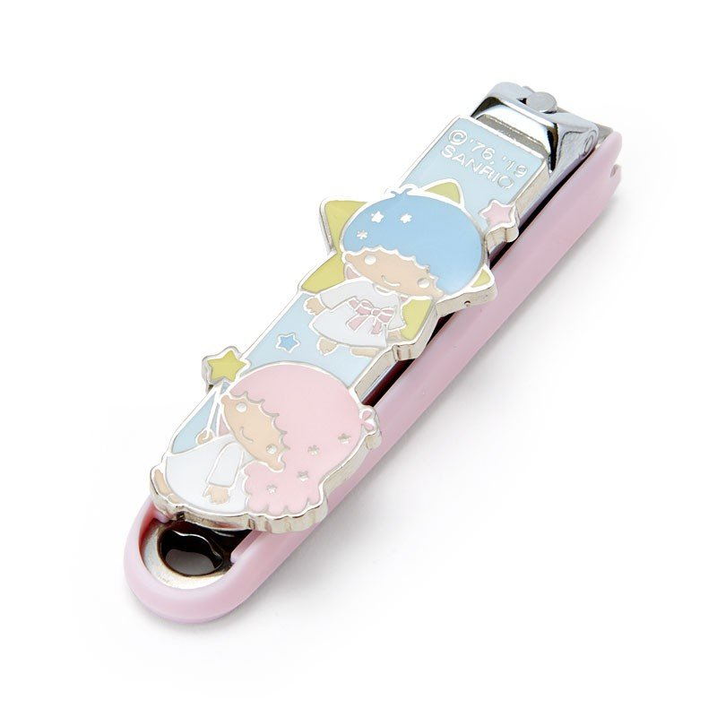 Little Twin Stars Kiki Lala Nail Clippers Sanrio Japan