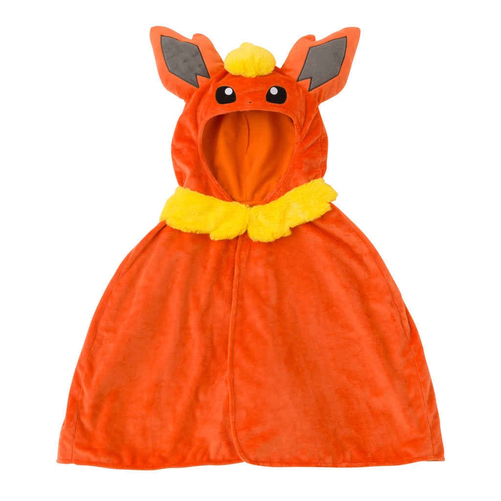 Flareon Booster Hooded Poncho Pokemon Center Japan Original