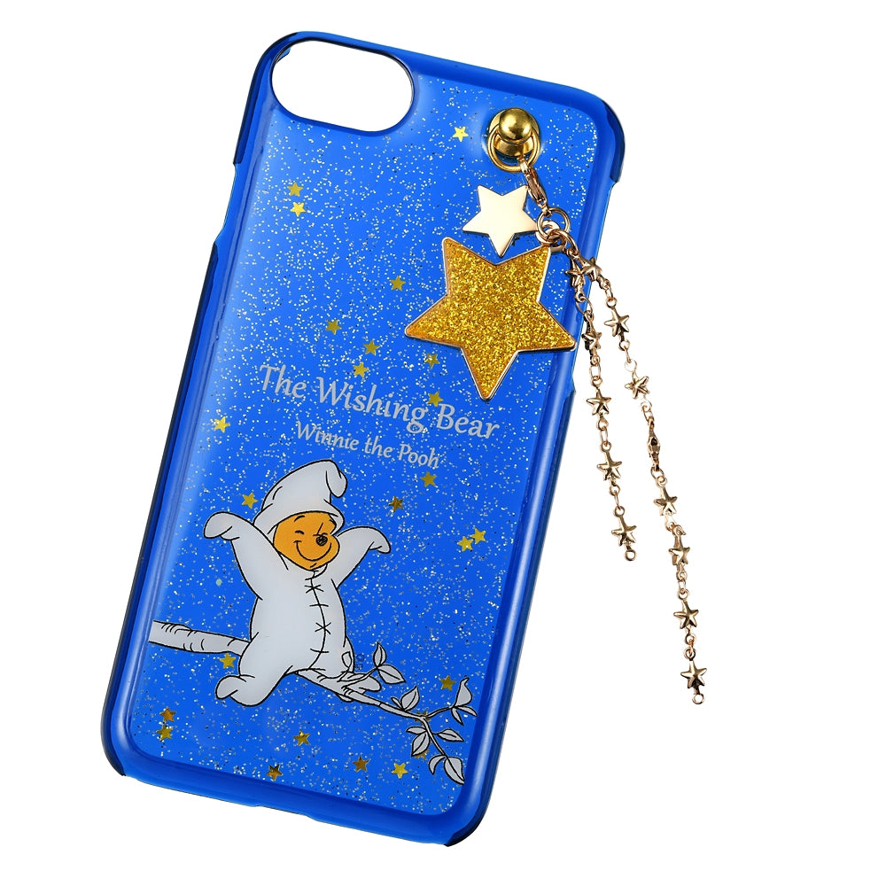 Winnie the Pooh iPhone 6 6s 7 8 Case Cover The Wishing Bear Disney Store Japan