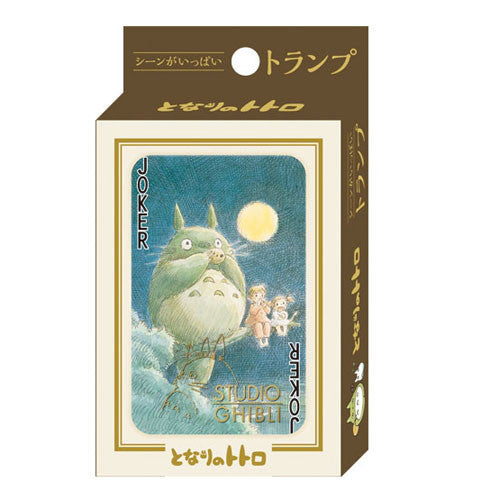 My Neighbor Totoro Playing Cards Studio Ghibli Japan