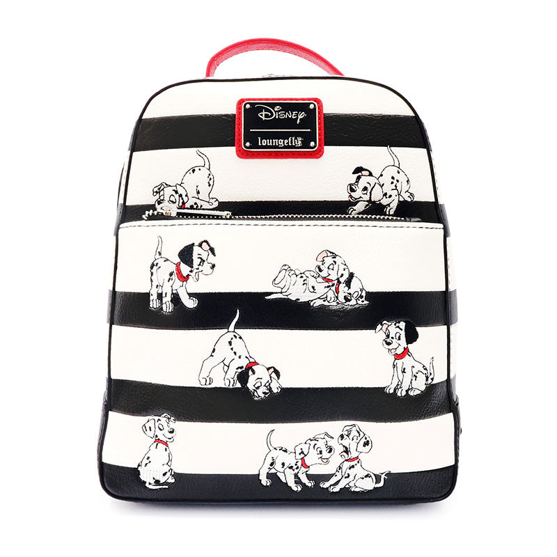 101 Dalmatians Backpack Stripe Loungefly Disney Store Japan