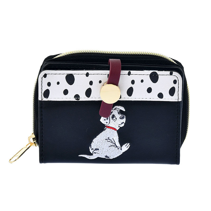 101 Dalmatians Multi Case Pouch Black ACCOMMODE Disney Store Japan