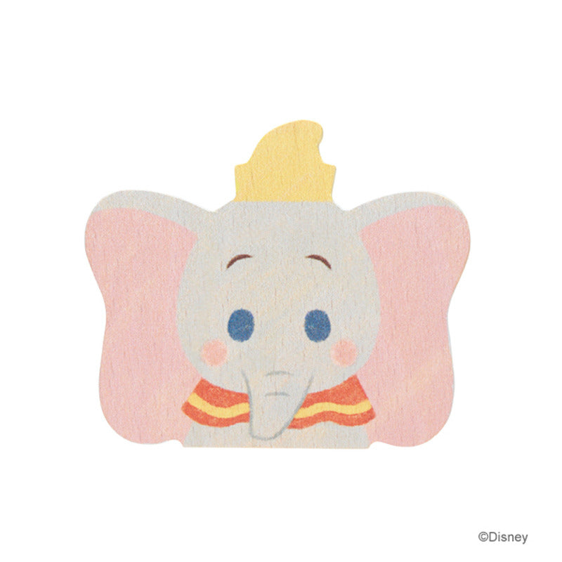 Dumbo KIDEA Toy Wooden Blocks Disney Store Japan