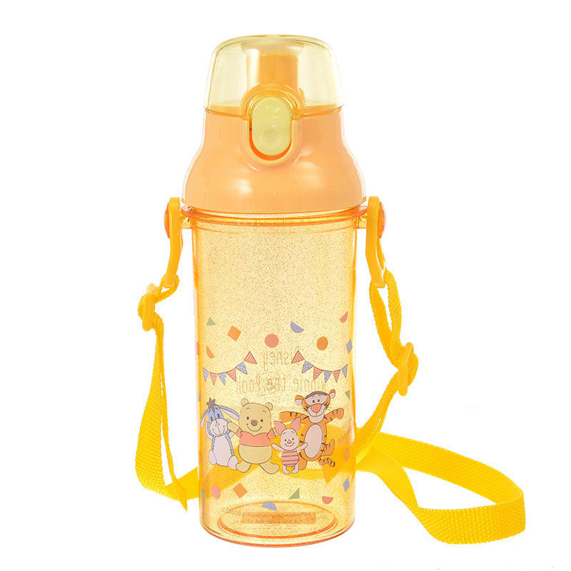 Winnie the Pooh & Friends Direct Drinking One Touch Bottle Disney Store Japan