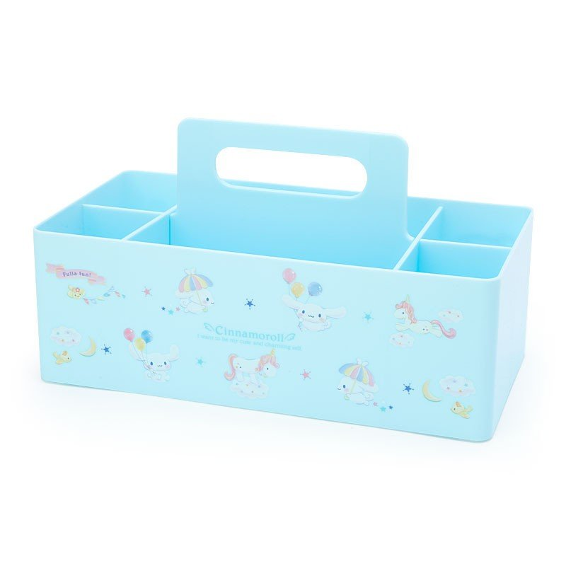 Cinnamoroll Carry Storage Box Sanrio Japan