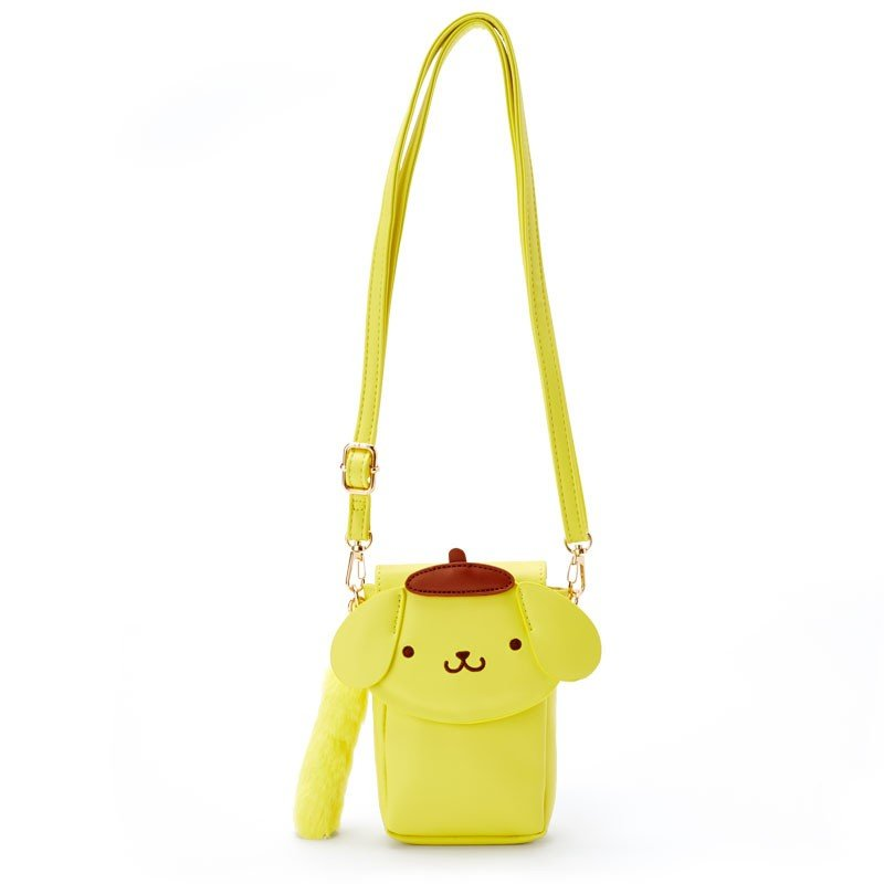 Pom Pom Purin Pochette Bag Vertical type Sanrio Japan