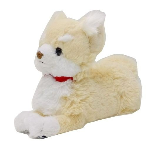Hizawanko Chihuahua Plush Doll Cream Sunlemon Japan