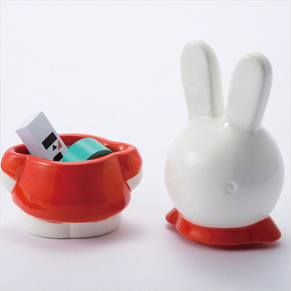Miffy Pottery Accessory Case Pluto Produkter Japan