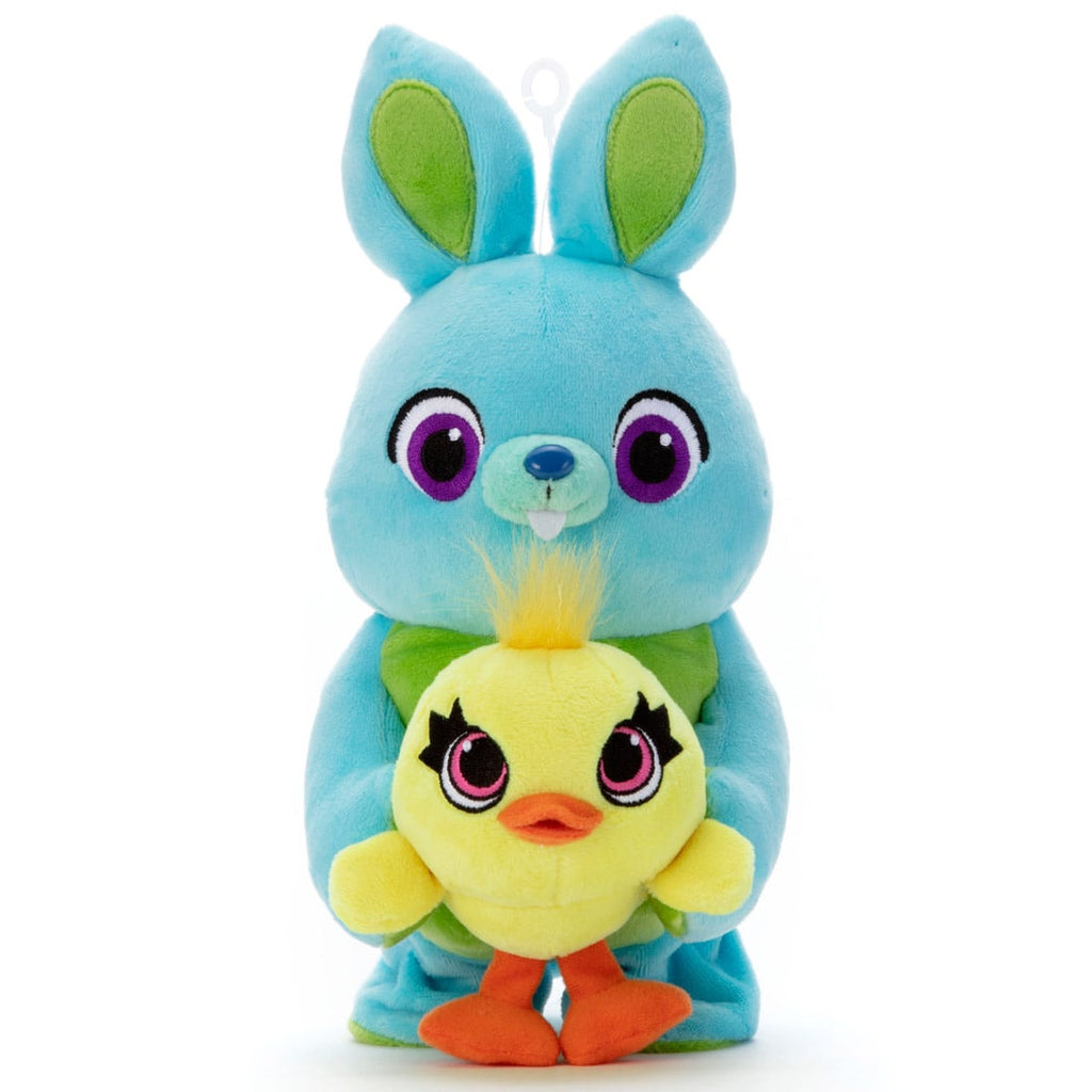 Toy Story 4 Bunny & Ducky Speaking Plush Doll Disney Takara Tomy Japan