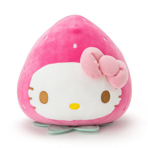 Hello Kitty Cushion Strawberry Sanrio Japan