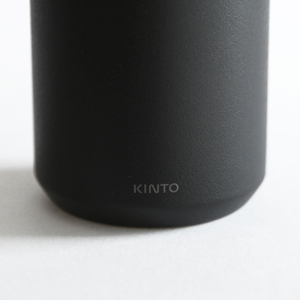 Travel Tumbler 350ml Black KINTO Japan 20936