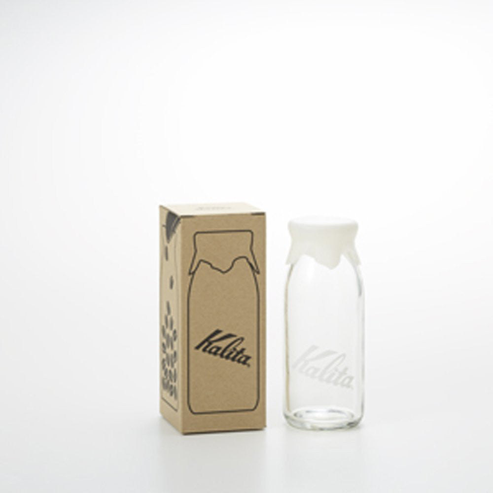 Glass Coffee Storage Bottle BB (S) 200 ml # 44267 Kalita Japan