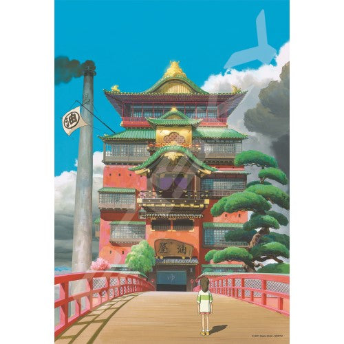 Spirited Away Jigsaw Puzzle 300pcs Aburaya Studio Ghibli Japan