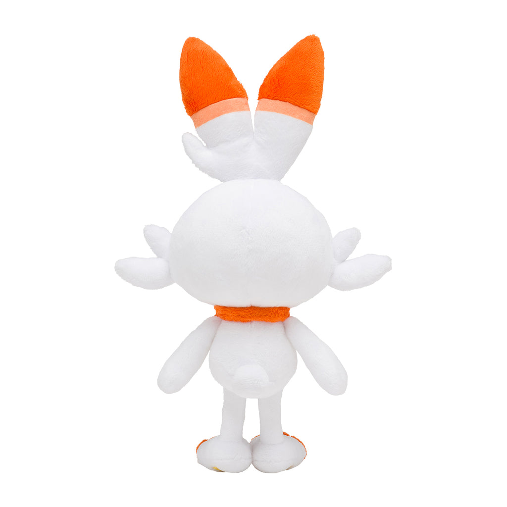 Scorbunny Hibanny Plush Doll Pokemon Star Pokemon Center Japan Original